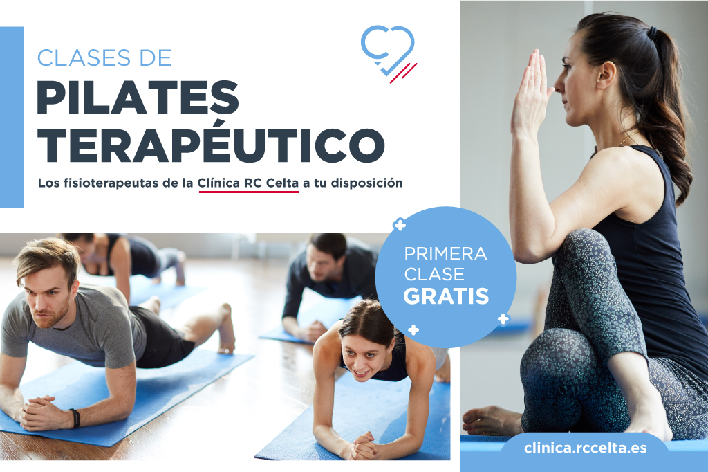 PILATES Clínica RC Celta